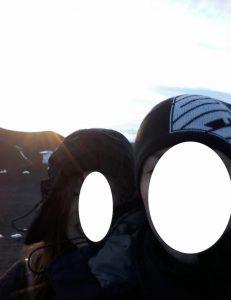 マウナケア頂上